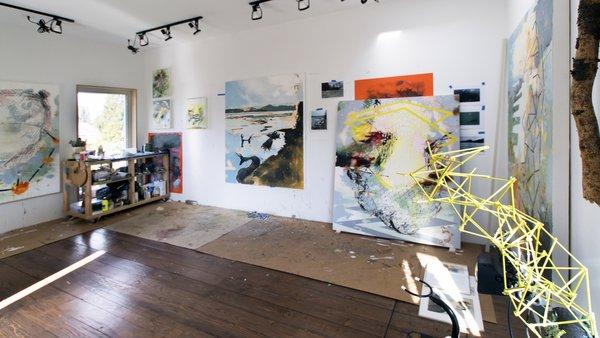 Photo 3 of Artist's Studio modern home