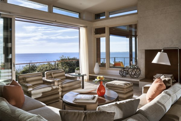Breathtaking views are on full display throughout. Photo 4 of The Cape modern home