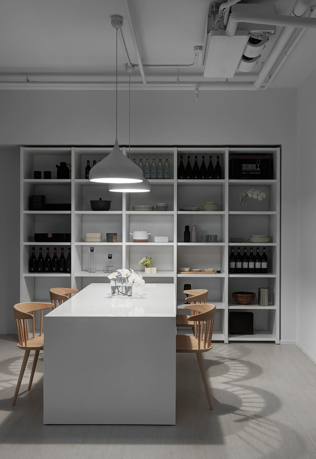 Tsai Residence by CTT Architects