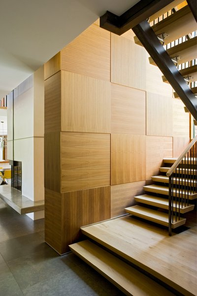 Stair Photo 7 of Five Star House modern home