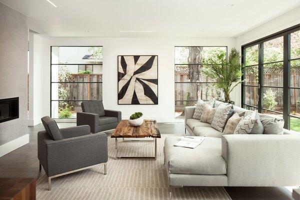 Photo 4 of Modern Palo Alto modern home