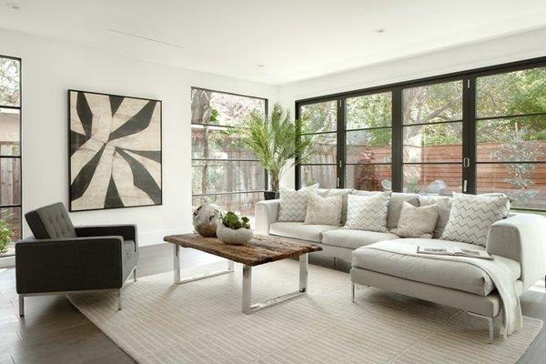 Photo 2 of Modern Palo Alto modern home