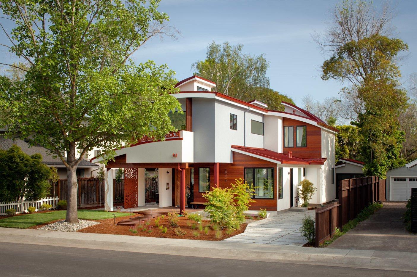 Modern Palo Alto by Agnieszka Jakubowicz