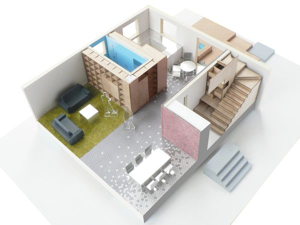 model Photo 3 of Haus Mai modern home
