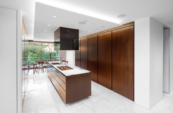 The perfect kitchen  Photo 3 of The Floating House modern home