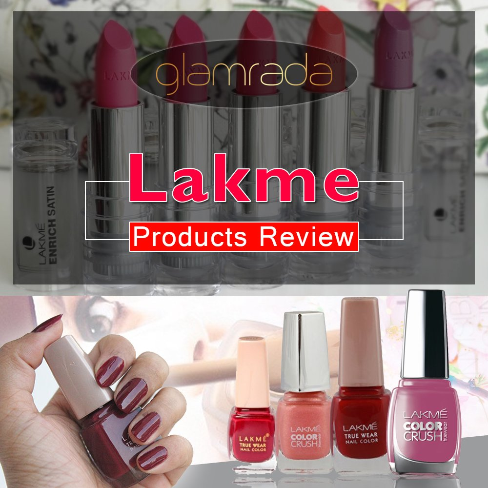 Get the Best Lakme Products Reviews According to Your Skin   Beauty Products Reviews by Glamrada Official