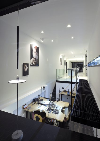 Workshop Photo 9 of Huis Pauwels Spaenjers modern home