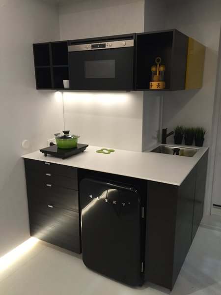 The SMALLisSMART Tiny Kitchen that has everything! Photo 3 of The Tiny house modern home