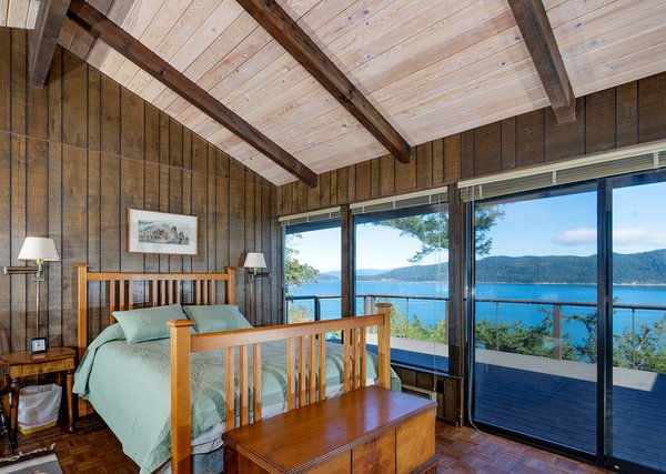View from Bridge House Master Bedroom Photo 15 of Sea Oaks: Private Gated Compound on 4+ Acres modern home