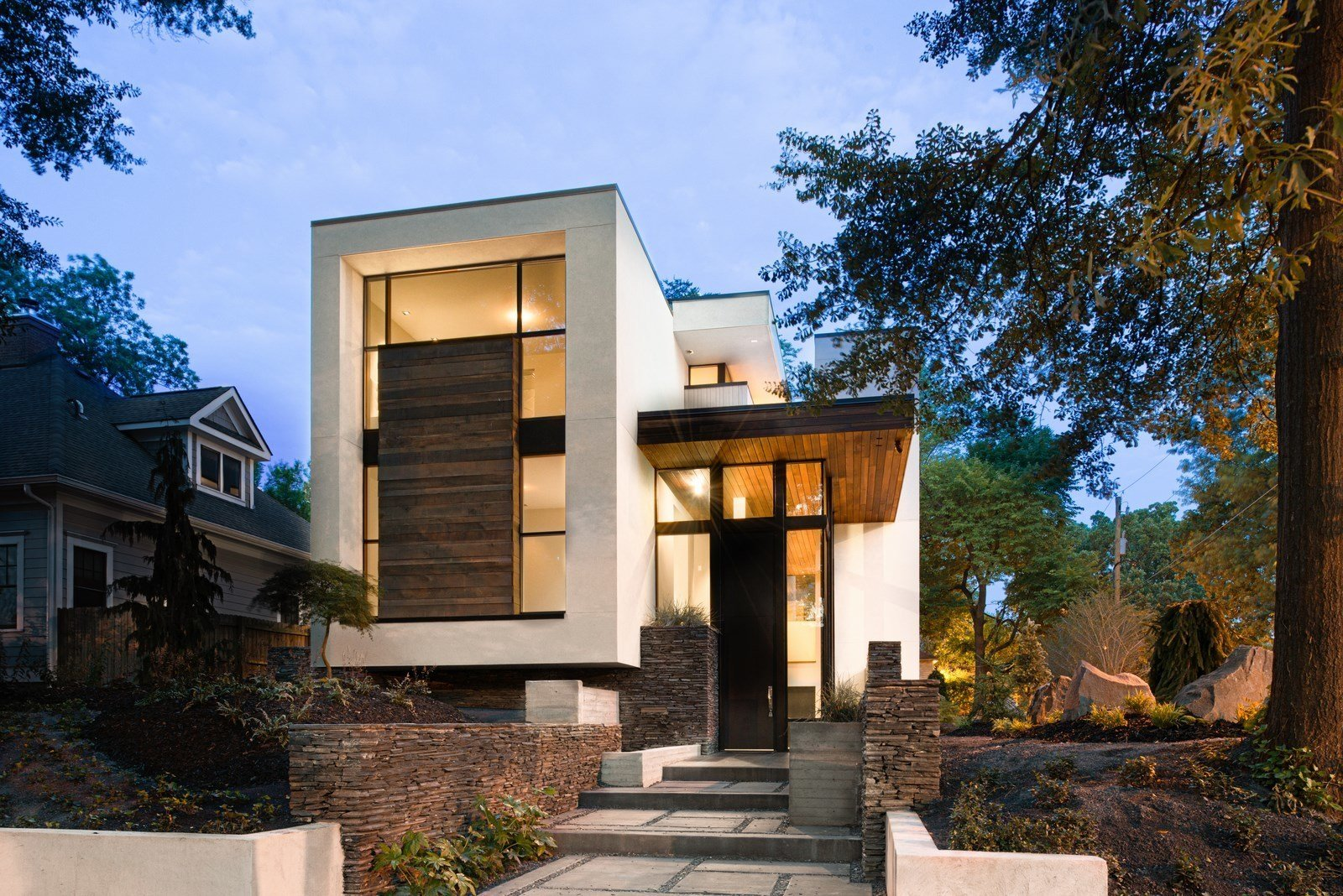 Alaska House Modern Home in Atlanta, Georgia by West