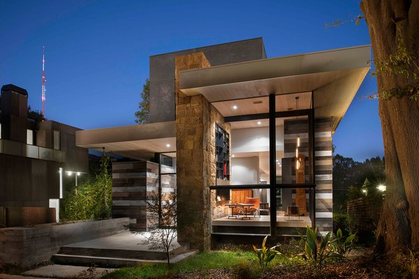 Photo 2 of Pyrite House modern home