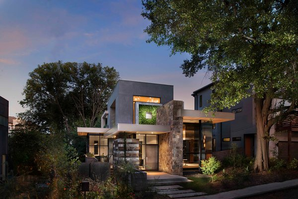 Photo  of Pyrite House modern home