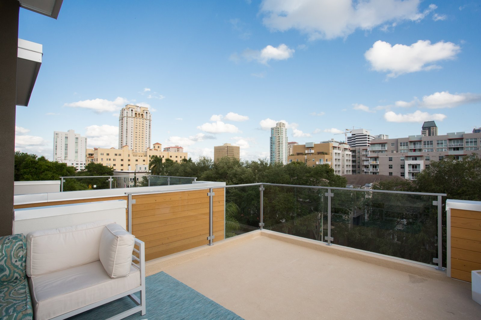 Top Terrace.   LIV233 by Hudson Harr