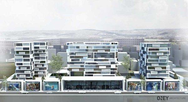 Photo 3 of Bakırköy Hızalan Complex modern home