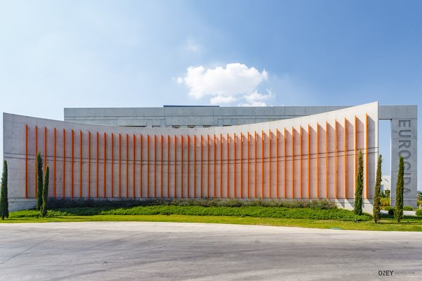 Photo 6 of Eurogıda Administrative Building modern home