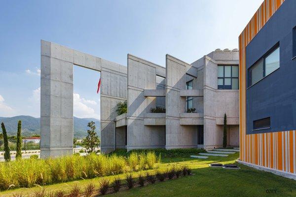 Photo  of Eurogıda Administrative Building modern home