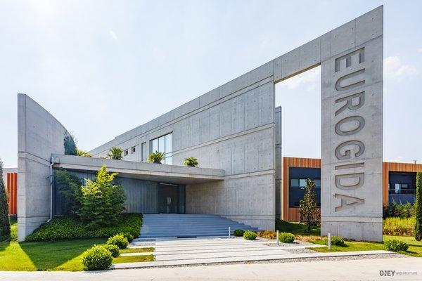 Photo 5 of Eurogıda Administrative Building modern home