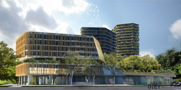 Photo 2 of Petrol Residence modern home