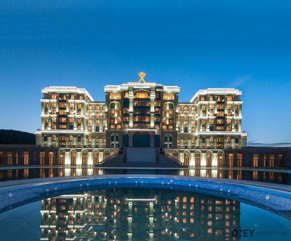 Photo 3 of Quba Rixos Hotel modern home