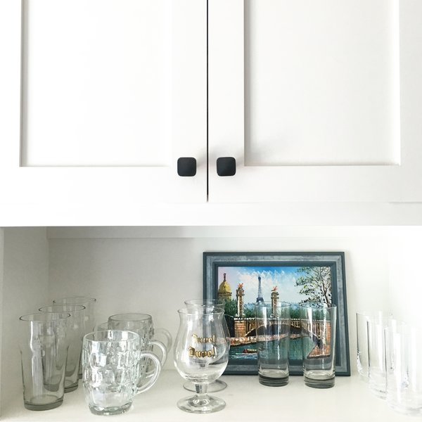 Kitchen cupboards  Photo 10 of The Cameron Craftsman modern home