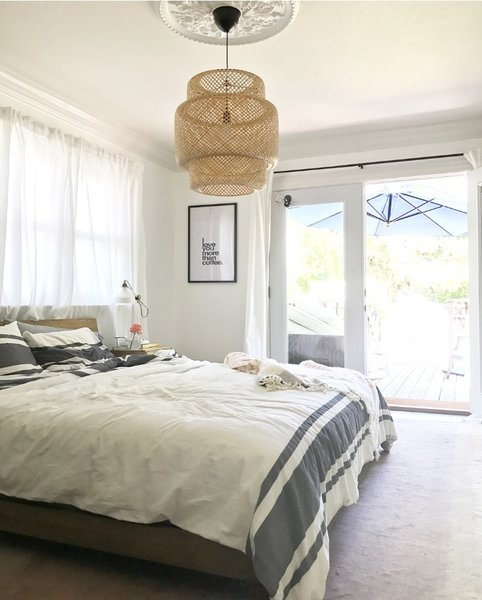 Master bedroom  Photo 9 of The Cameron Craftsman modern home