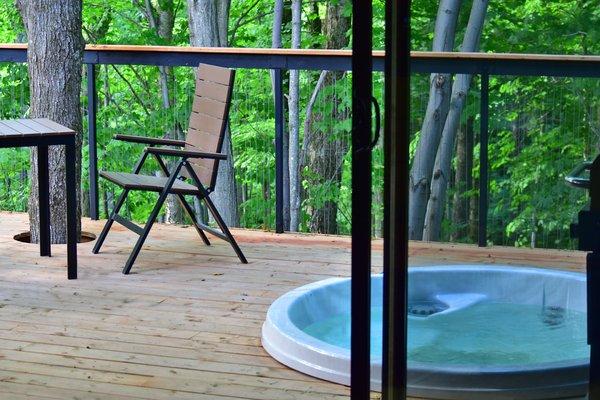 Summer Exterior Shot Photo 5 of SHAK Cottages modern home