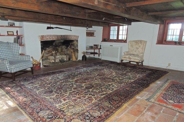 Sitting Room Photo 5 of Oriskatach, The Gerrit Van Zandt House built in 1755 modern home