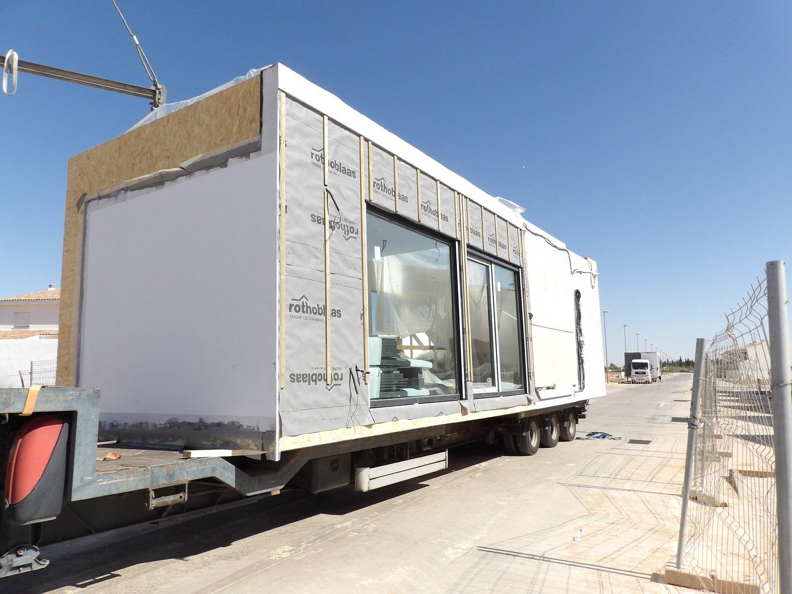 Modular  Casa Herranz by Jose Enrique Leo Lopez