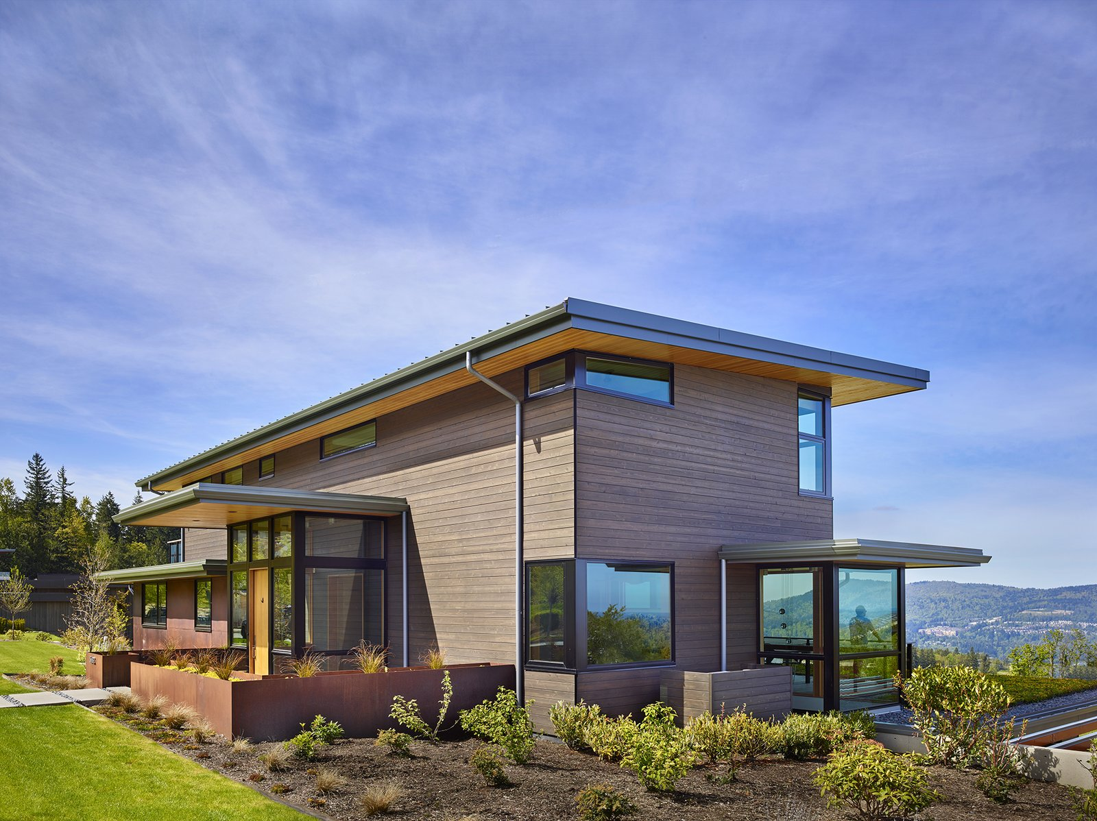Issaquah Highlands Residence by Studio Zerbey Architecture