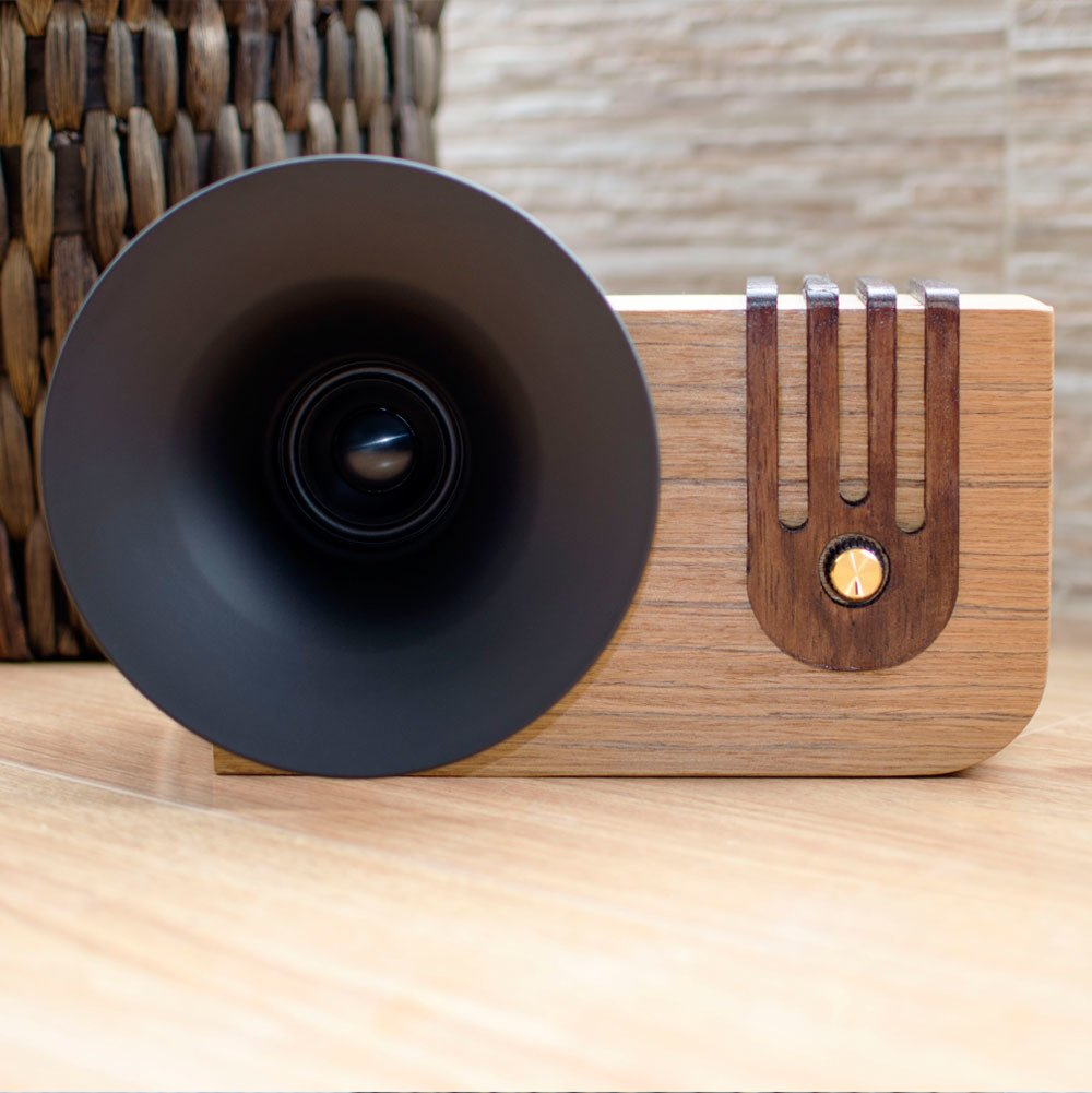Photo 2 of 6 in The Bluetooth Sound Machine · Edison