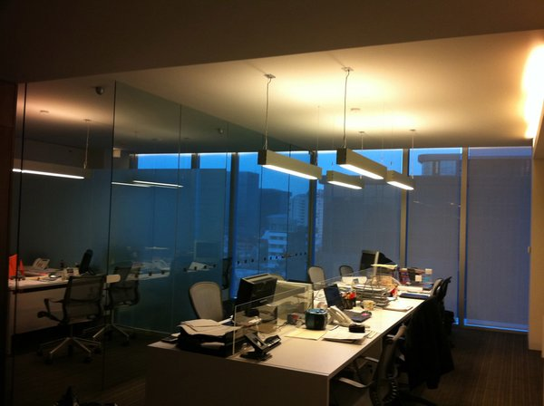 Oficinas Decomarc - Work+ Photo 7 of Oficinas Decomarc modern home
