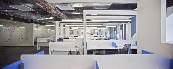 Corporativo UVM - Unitec - Work+ Photo 3 of Corporativo UVM - Unitec modern home