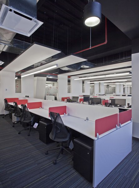Corporativo UVM - Unitec - Work+ Photo 13 of Corporativo UVM - Unitec modern home
