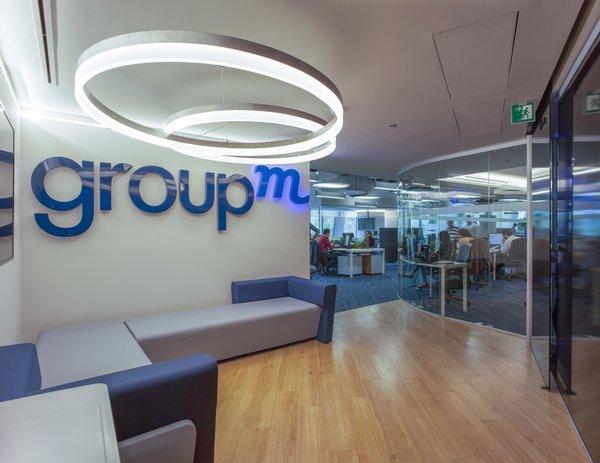 GroupM - Work+ Photo  of GroupM modern home