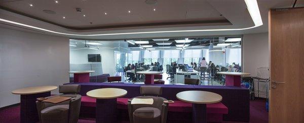 GroupM - Work+ Photo 10 of GroupM modern home