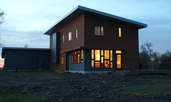 Hoppe-Thiex House  |  ideocraft Photo 5 of Hoppe-Thiex House modern home