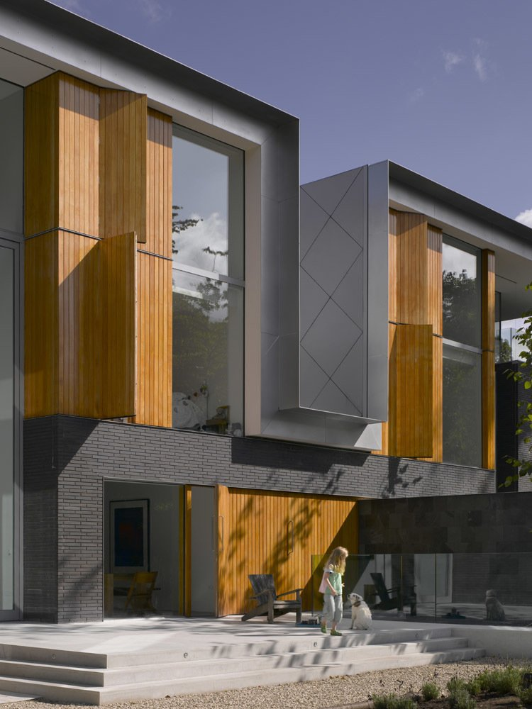 Project: College Road Architect: Thompson + Baroni architects in collaboration with Stephen Marshall Architects
