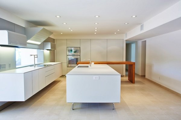 Kitchen Photo 4 of Wang House modern home