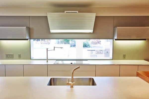 Kitchen Photo 6 of Wang House modern home