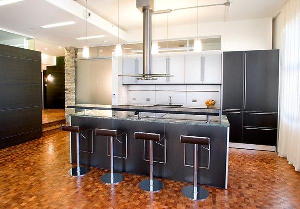 Kitchen Photo 3 of Loder Loft modern home
