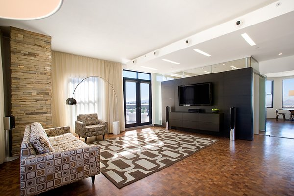 Living Room Photo 4 of Loder Loft modern home
