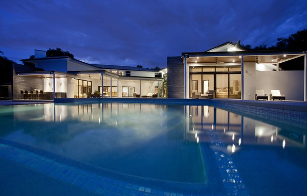 Photo  of Southwest Ranches modern home