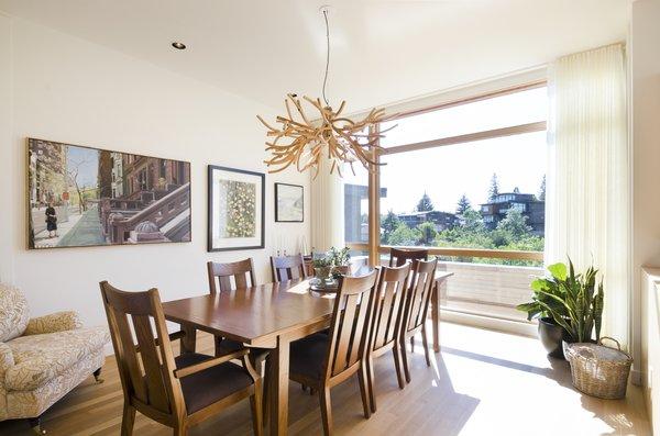 Dining Room Photo  of Hawthorne Residence modern home