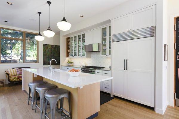 Kitchen Photo 4 of Hawthorne Residence modern home