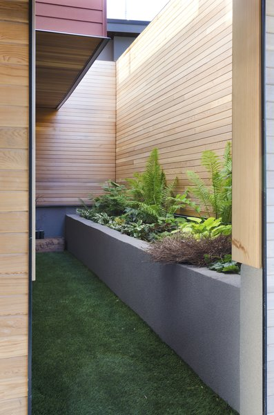 Secret garden Photo 9 of Hawthorne Residence modern home