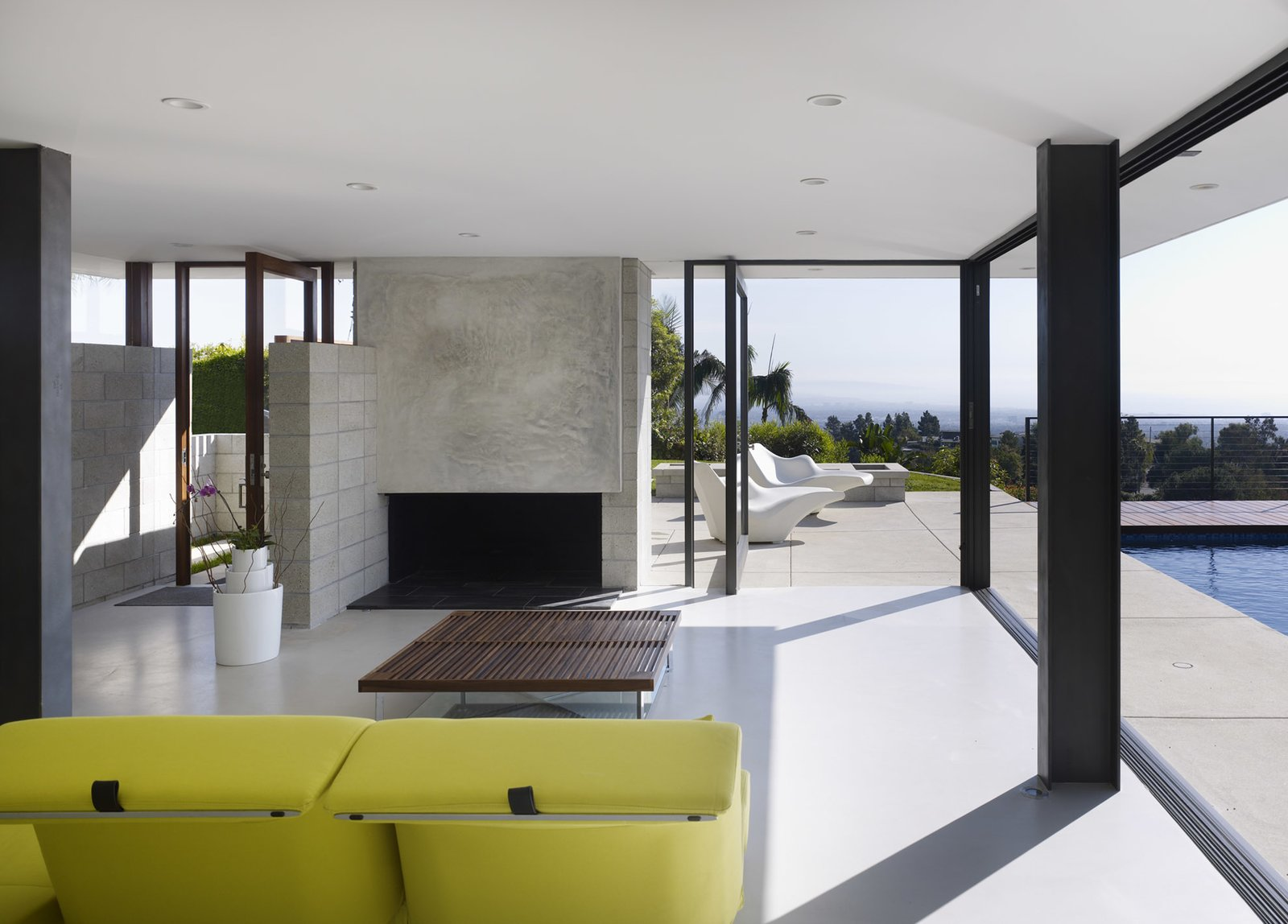 Living Room   Evans House by Bittoni Architects