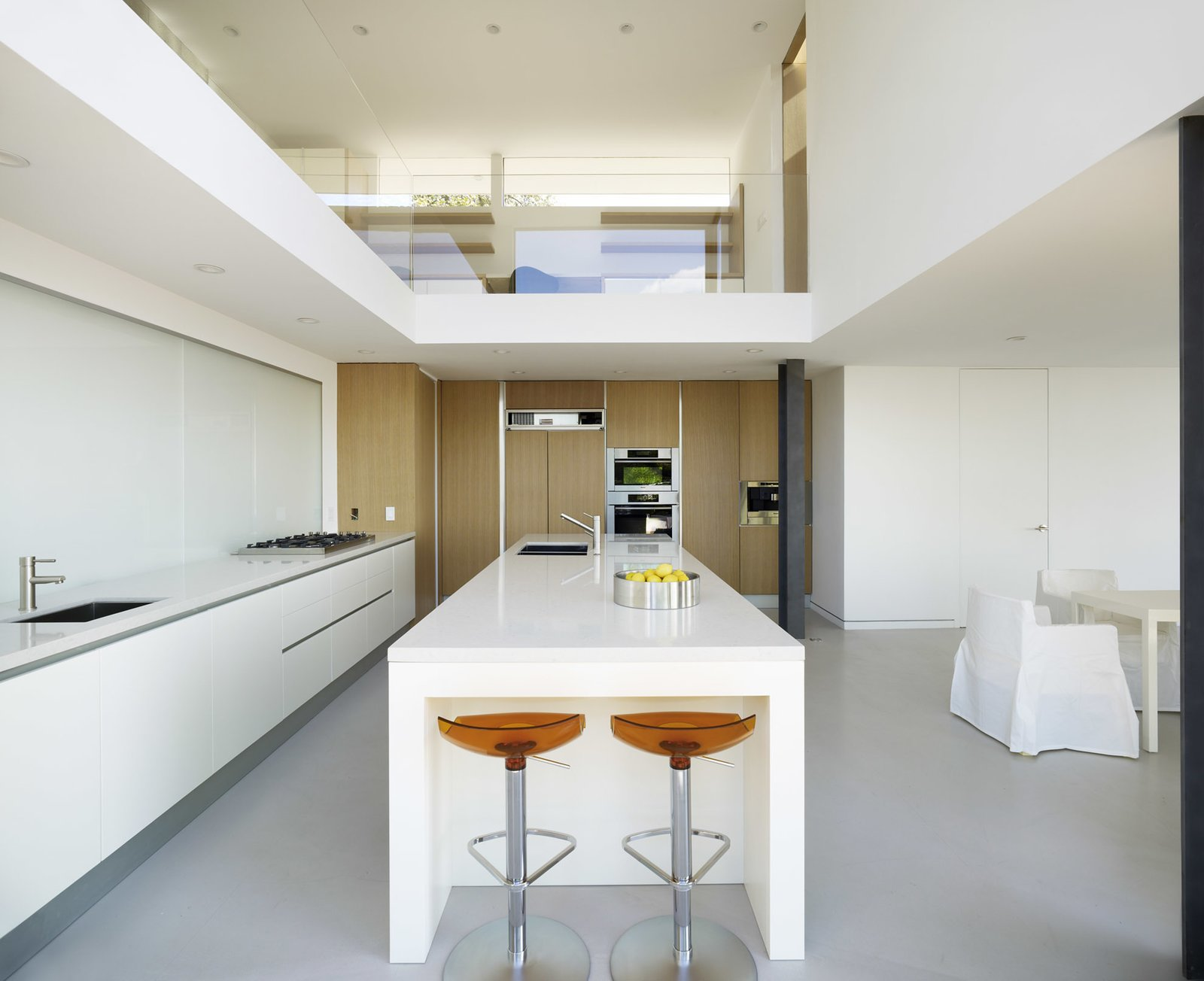 Kitchen   Evans House by Bittoni Architects