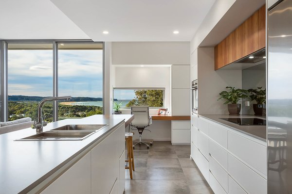 Kitchen Photo 15 of The Tathra Residence modern home