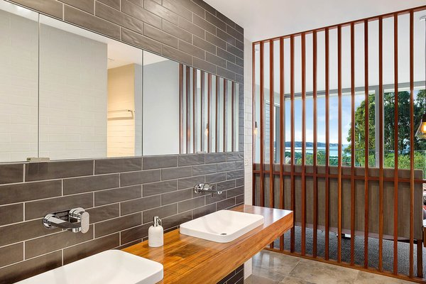 Ensuite Bathroom Photo 17 of The Tathra Residence modern home