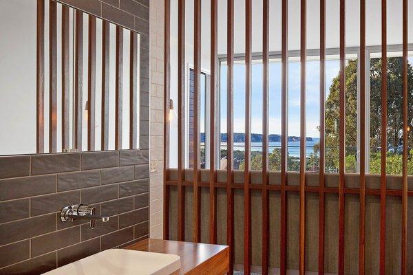 Ensuite Bathroom Photo 18 of The Tathra Residence modern home